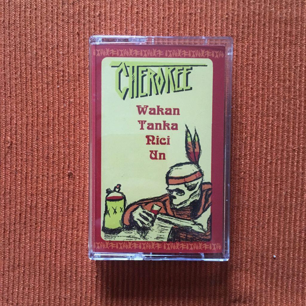 Cherokee – Wakan Tanka Nici Un